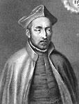 [San Ignacio de Loyola. Grabado]