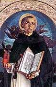 [San Vicente Ferrer de Giovanni Bellini]
